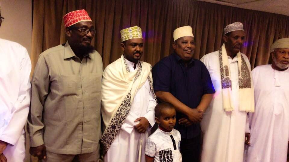 Daawo SawirdaBoqor  Abdirashiid Boqor  Omar  oo  Caawa Xaflad Saagootin ah  lagu  suubiyey Dalka  Oman