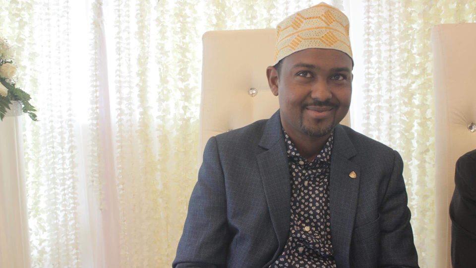 Boqor Abdirashiid Boqor Omar Sanweyne  oo ku fool leh Puntland si uga  qayb galo Nabdeeynta Degaannka Dhumay