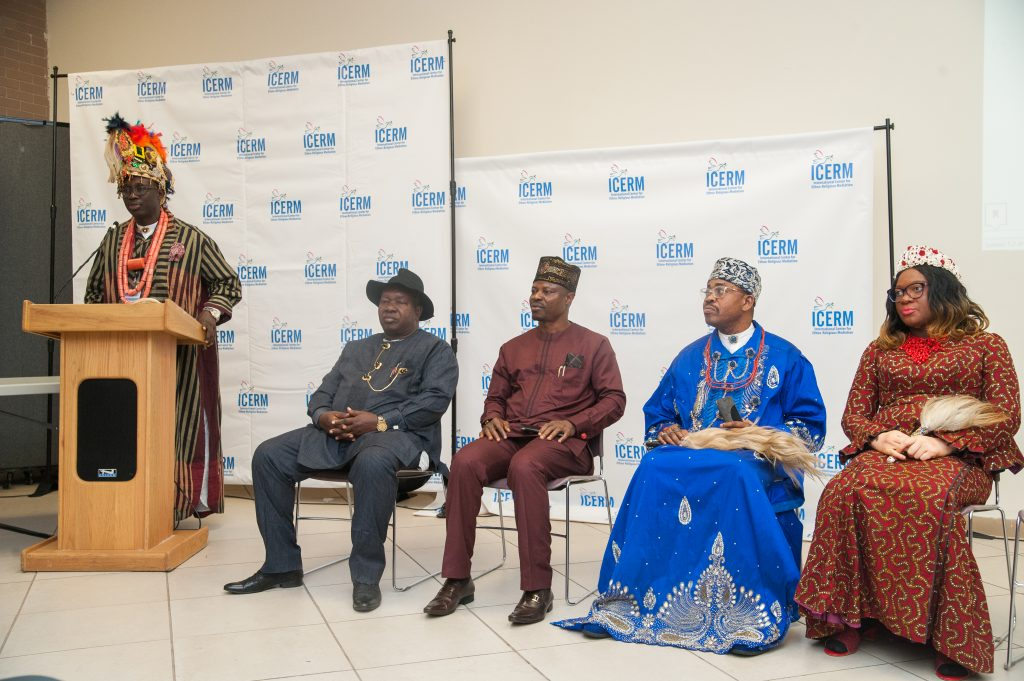 Boqor  Abdirshed  Atened World Elders Forum in New York