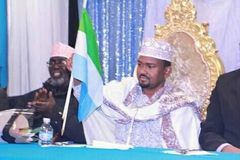 Highness King Abidrashed KIng Omer Sanwyene Today arrived Mozambuqe